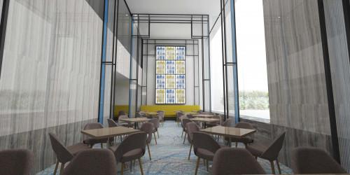 ANAクラウンプラザホテル大阪『カフェ・イン・ザ・パーク』