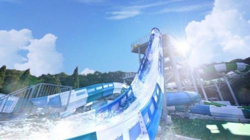 『ネスタリゾート神戸』の大人気プール施設『WATER FORT(ウォーターフォート)』