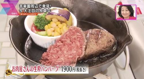 『お肉屋さんの生粋ハンバーグ』(GOOD GOOD MEAT)