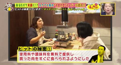 ルクア大阪の『キッチン&マーケット』