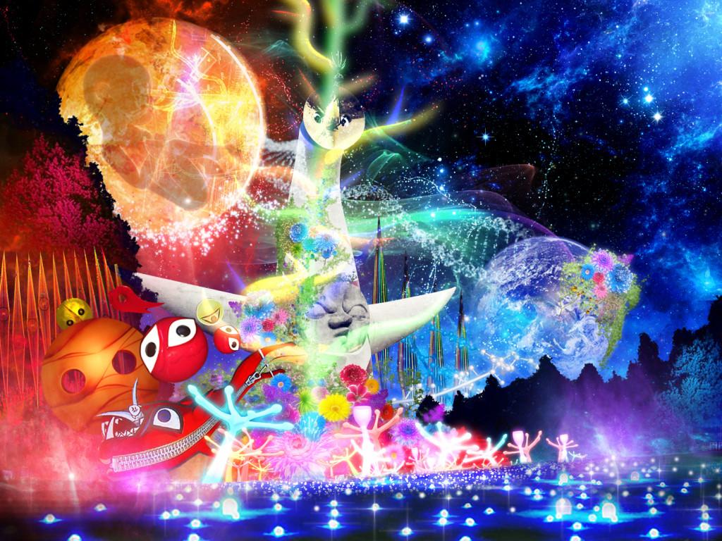 『Wonder Experience イルミナイト万博』(大阪府吹田市)
