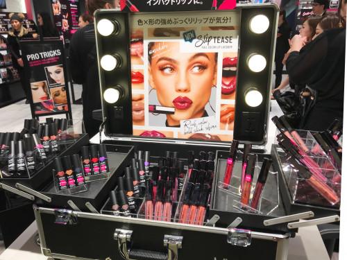 ルクア大阪に『NYX Professional Makeup』旗艦店がオープン