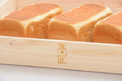 大阪天王寺『HOLO STANDARD』が『髙匠』の高級食パンを限定販売!