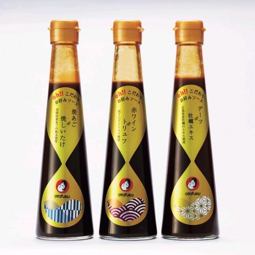 オタフクソースと阪急うめだ本店のコラボ『oh!! sauce』が12月5日(水)オープン