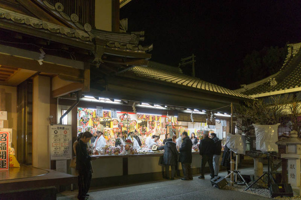 片埜神社夜-1901098