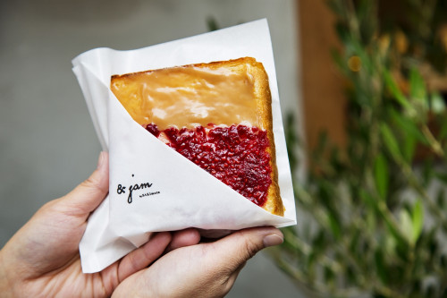 人気食パン専門店『嵜本』の宝石のようなジャム『jewel jam』