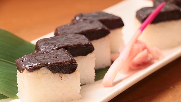 寿司 和食 まえ田 紀州まえ田の鯨寿司