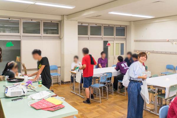 枚方高校文化祭-19090712
