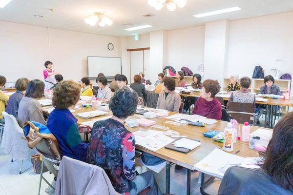 高齢者化粧教室-9