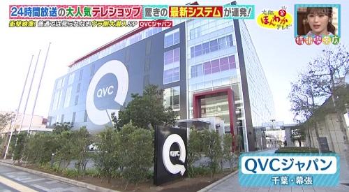 ショッピング qvc テレビ