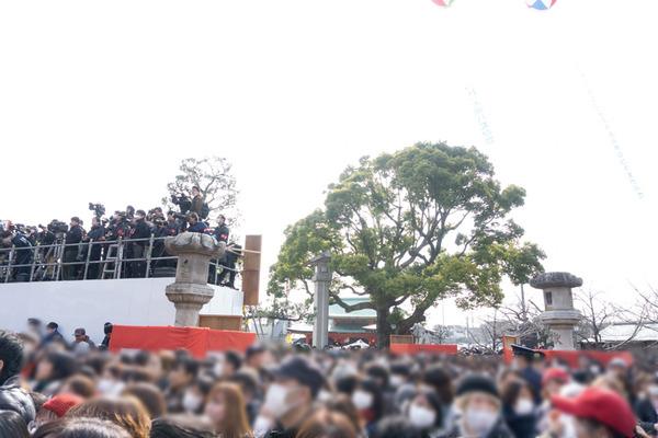 成田山節分地上部隊(小)20020327
