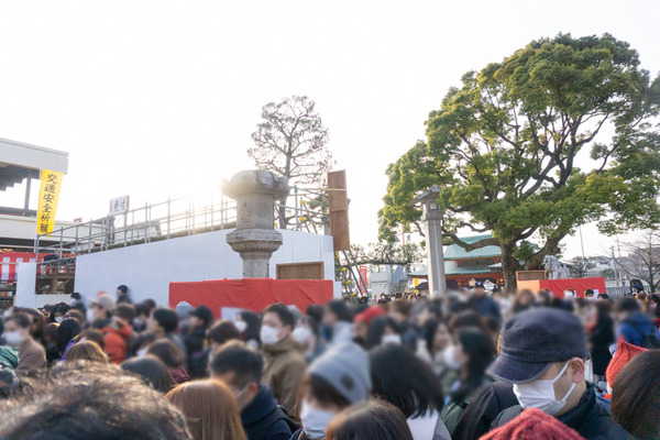 成田山節分地上部隊(小)20020316