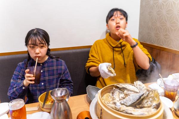 牡蠣鰻食べ放題-20102728