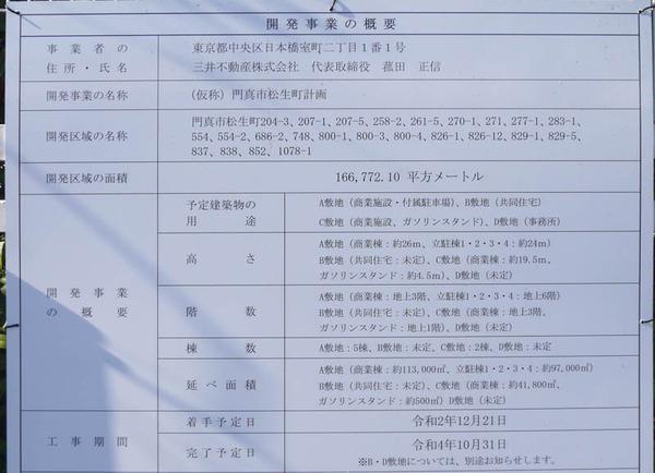 ららぽーと門真 2020年12月-2