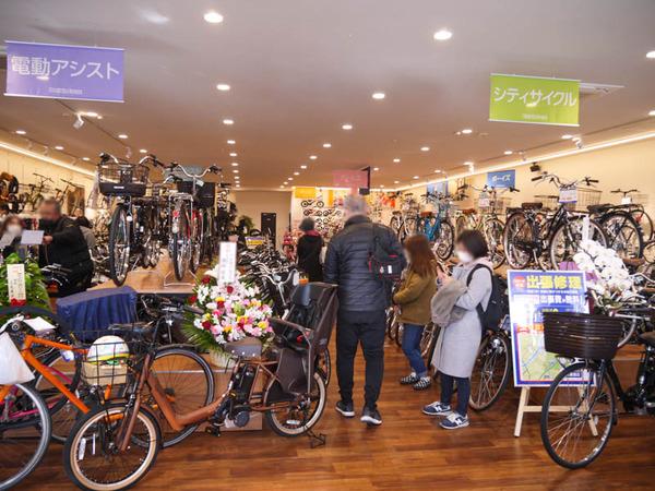 ダイワサイクル東香里店-2021年2月-2