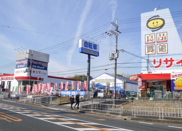 ダイワサイクル東香里店-2021年2月-1