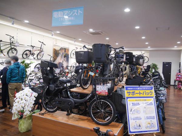 ダイワサイクル東香里店-2021年2月-4