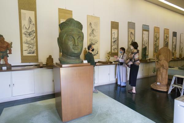 天門美術館へGO-21031919